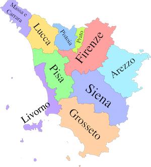 Toscana – Centri Tricopigmentazione Firenze | Arezzo | Prato | Pisa | Livorno