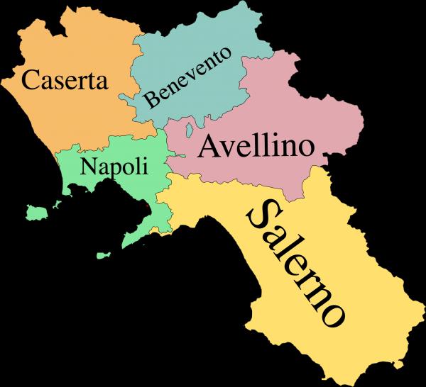 Campania – Centri Tricopigmentazione Avellino | Benevento | Caserta | Napoli | Salerno