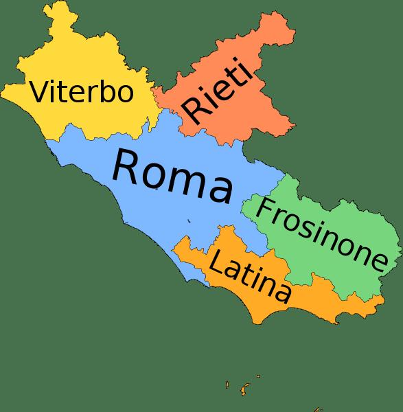 Lazio – Centri Tricopigmentazione Roma | Viterbo | Latina | Frosinone |Rieti