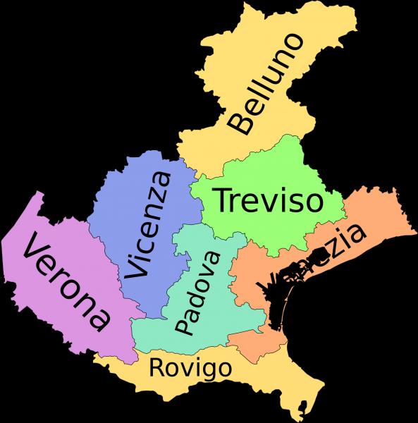 Veneto – Centri Tricopigmentazione Belluno | Treviso | Venezia | Vicenza | Padova | Rovigo | Verona
